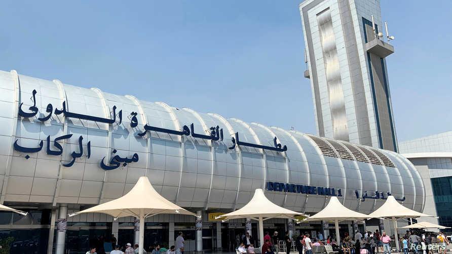 جانب من مطار القاهرة الدولي