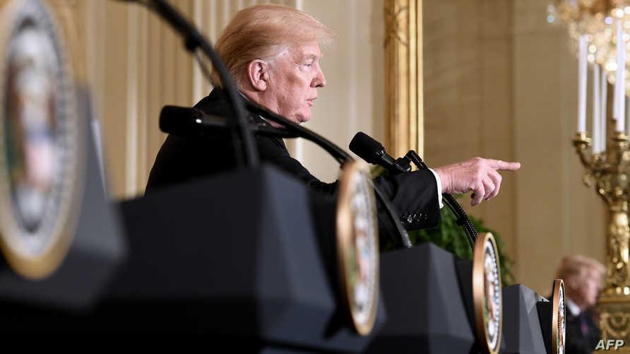 """أعلن ترامب أنه يريد الانسحاب من سورية """"قريبا جدا"""""""