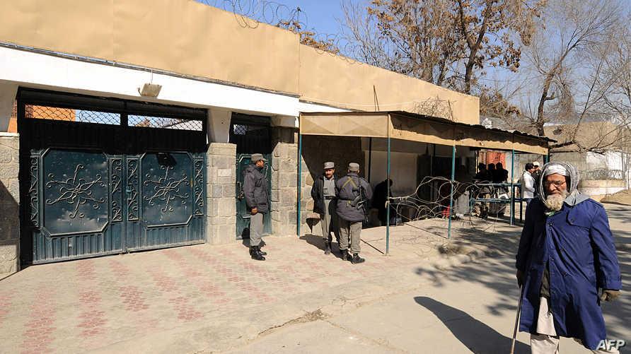 السفارة الباكستانية في كابل