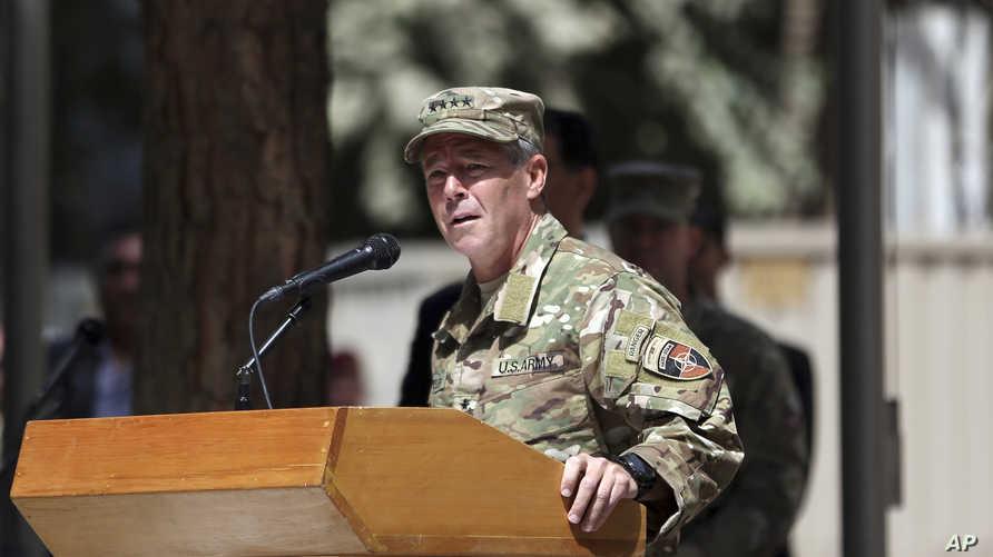 الجنرال الأمريكي أوستن ميلر