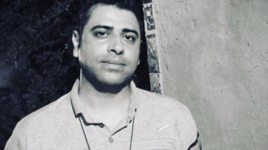 الناشط الإيراني إسماعيل بخشي