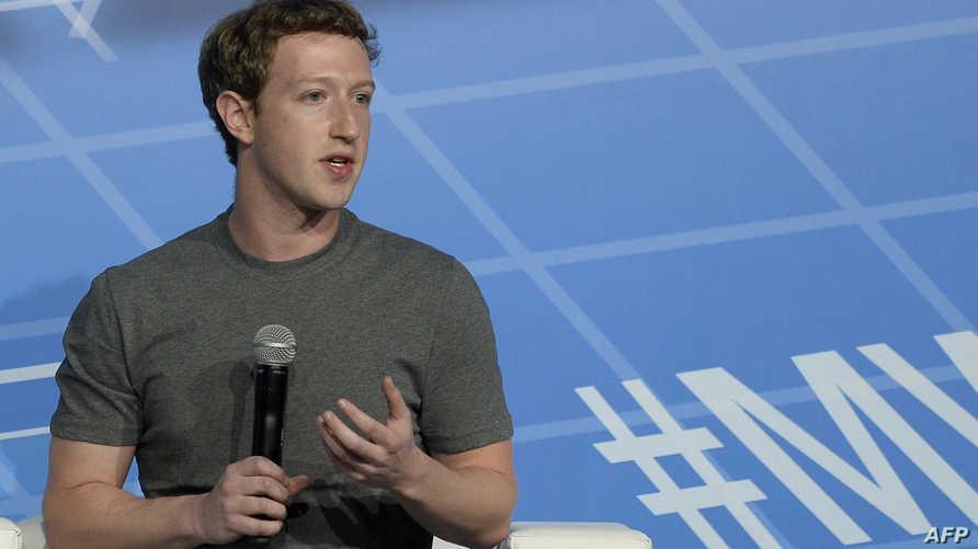 المدير التنفيذي لفيسبوك مارك زوكربورغ