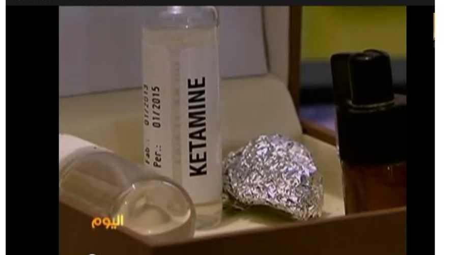 مادة الكيتامين السامة باتت متوفرة في لبنان