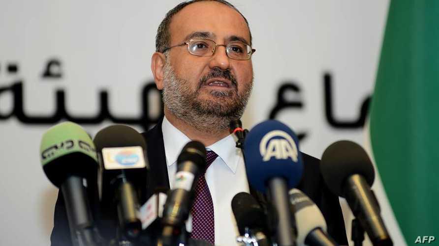 رئيس الحكومة المؤقتة للمعارضة السورية أحمد طعمة