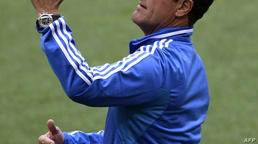 المدرب الإيطالي فابيو كابيلو