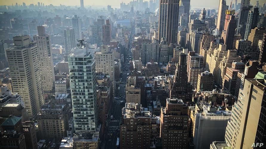 منظر عام لمدينة نيويورك