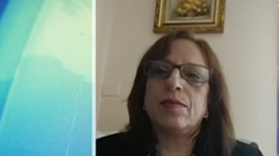 """الناشطة البهائية نسرين أختر خاوري في مقابلة سابقة مع """"الحرة"""""""