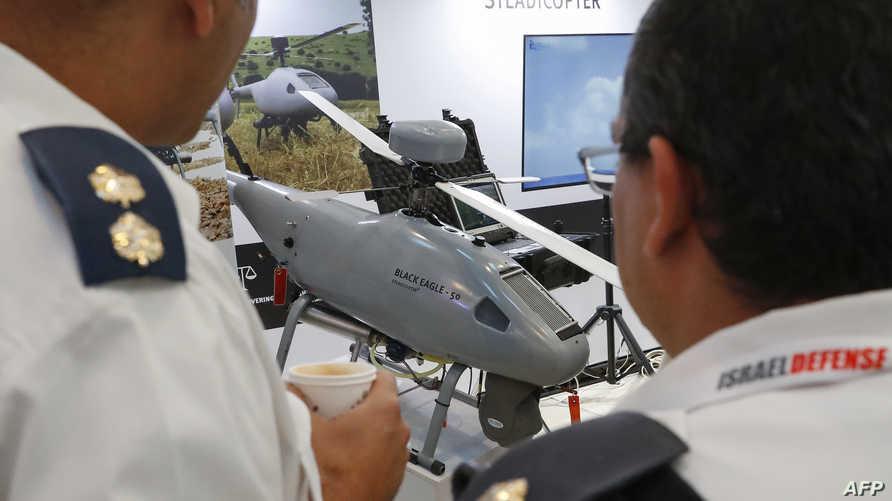 الطائرات المسيرة.. سلاح إسرائيل السري