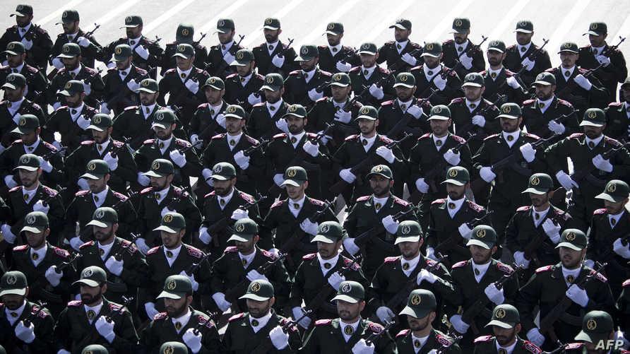 جنود في الحرس الثوري الإيراني