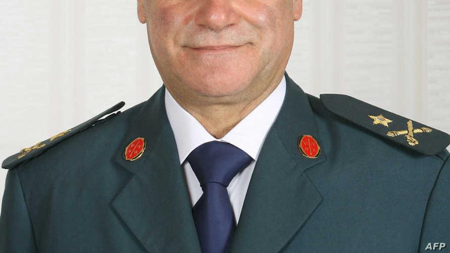 قائد الجيش اللبناني العماد جان قهوجي