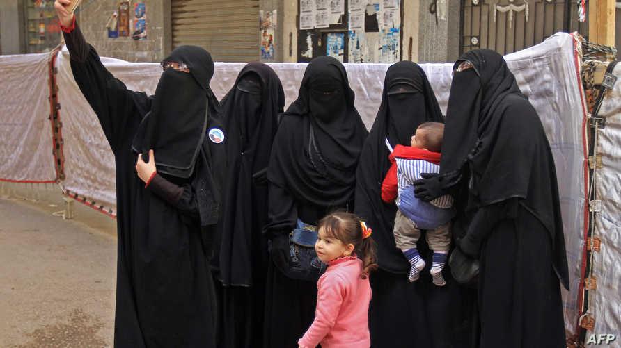خلال الانتخابات الرئاسية المصرية الأخيرة