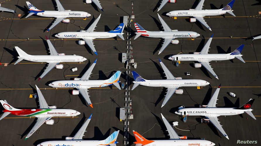 طائرات بوينغ ٧٣٧ ماكس موقوفة عن التشغيل