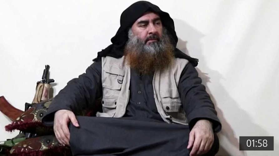 البغدادي.. نهاية إرهابي