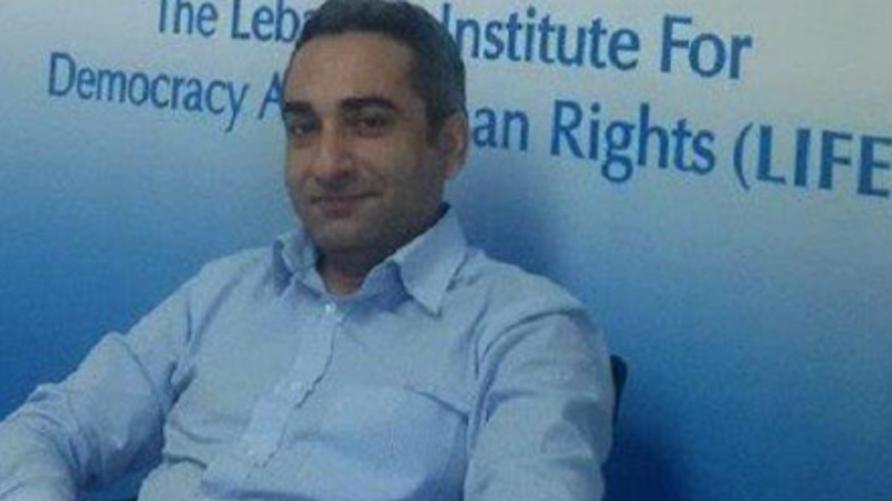المحامي اللبناني نبيل الحلبي