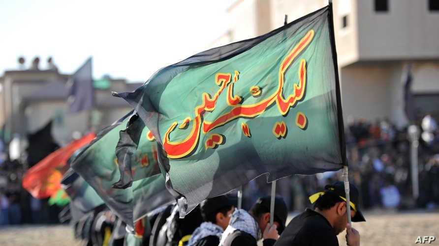 شيعة يحتفلون بذكرى عاشوراء في القطيف-أرشيف
