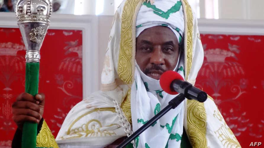 محمد السنوسي، أمير منطقة كانو