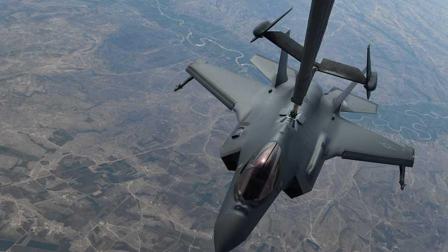طائرة أف-35 إيه