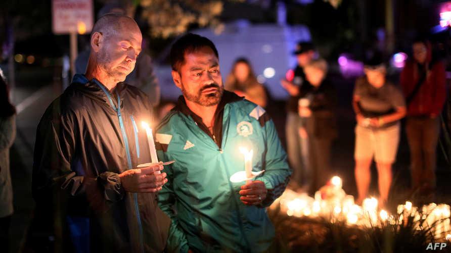عائلات الضحايا في حالة صدمة