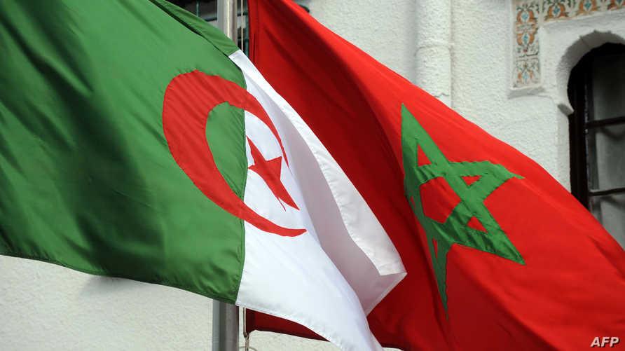 الرايتان الجزائرية والمغربية