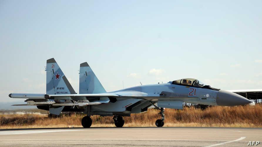المضي قدما في صفقة سو-35 قد يعرقل حصول مصر على مساعدات أميركية