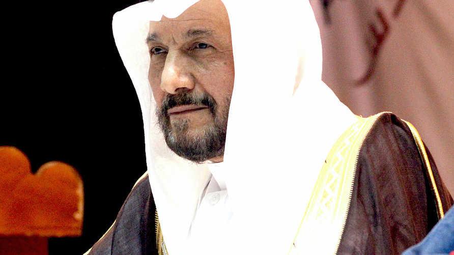 الجنرال السعودي المتقاعد أنور عشقي (الصورة من موقع مركز الشرق الأوسط لدراسات الاستراتيجية الذي يترأسه عشقي)