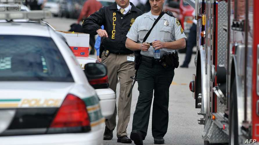 عنصران في شرطة فلوريدا- أرشيف