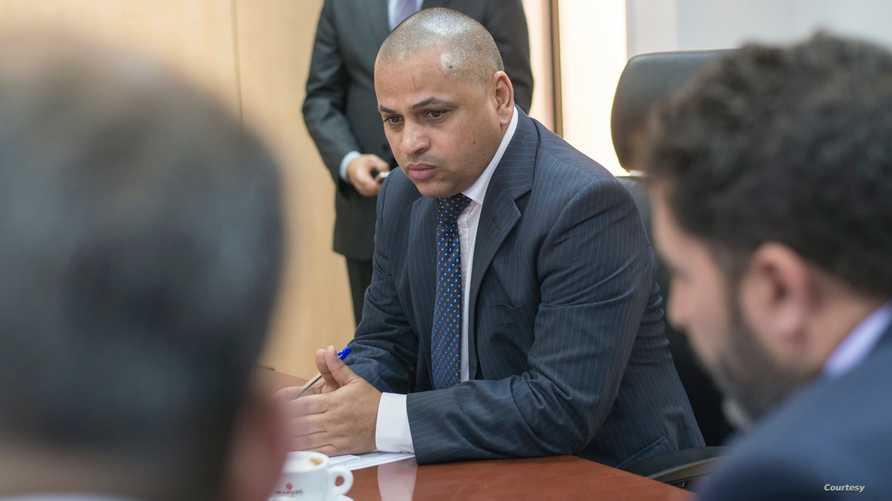 رئيس المؤسسة الليبية للاستثمار