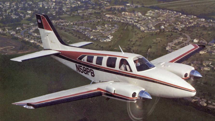 طائرة Beechcraft