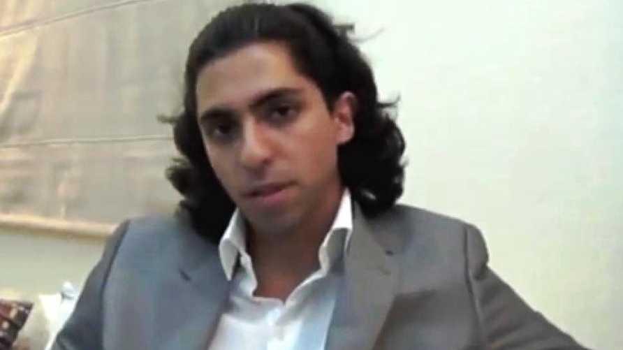 الناشط الحقوقي السعودي رائف بدوي