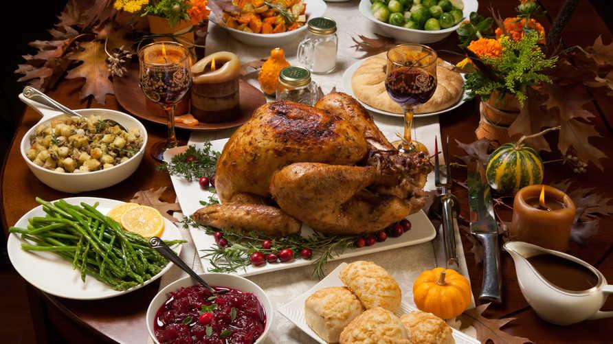 وليمة عيد الشكر