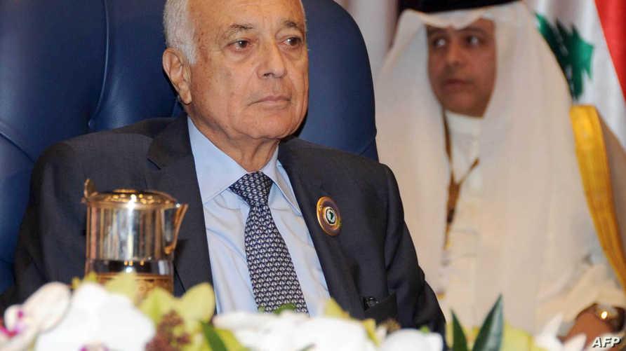 أمين عام جامعة الدول العربية- أرشيف