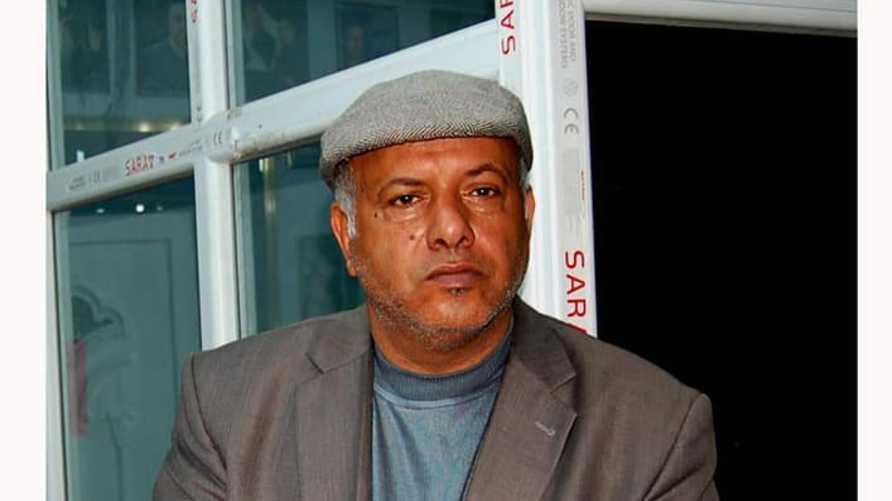 الكاتب العراقي الراحل علاء مشذوب