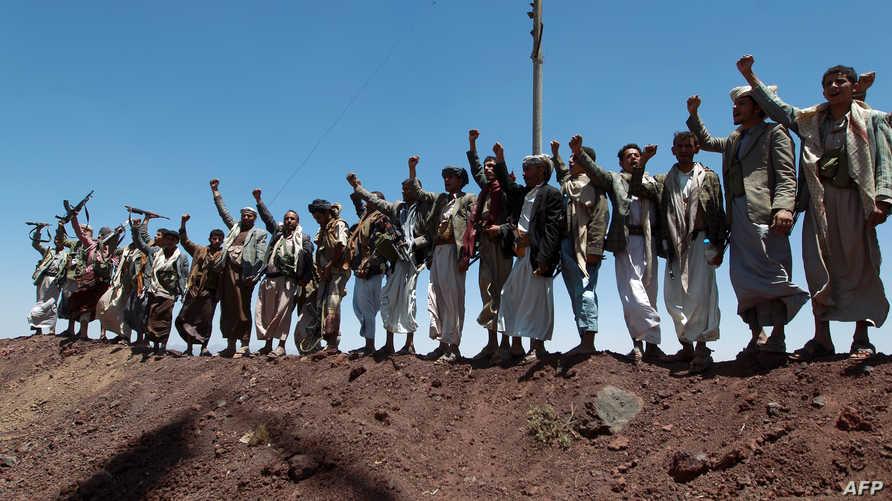 المسلحون الحوثيون يسيطرون على أجزاء من صنعاء