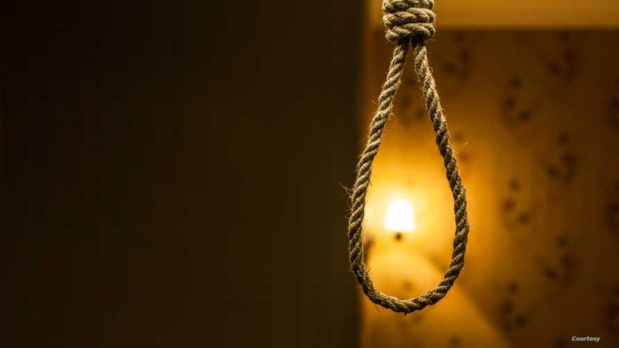 مشنقة تستخدم لتنفيذ الإعدامات