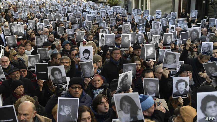 إحياء ذكرى تفجير المركز اليهودي في بوينس آيرس