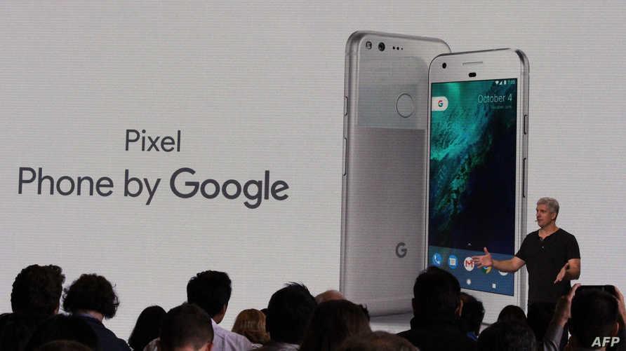هاتف بيكسل التي تنتجه غوغل