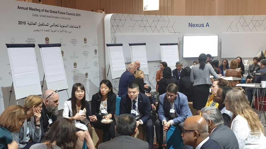 استمرت الاجتماعات السنوية لمجالس المستقبل العالمية في الإمارات العربية المتحدة