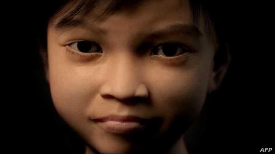 """الفتاة الوهمية """"سويتي"""" التي رسمت بالكمبيوتر ساعدت في تحديد هوية 1000 من المتحرشين بالأطفال"""