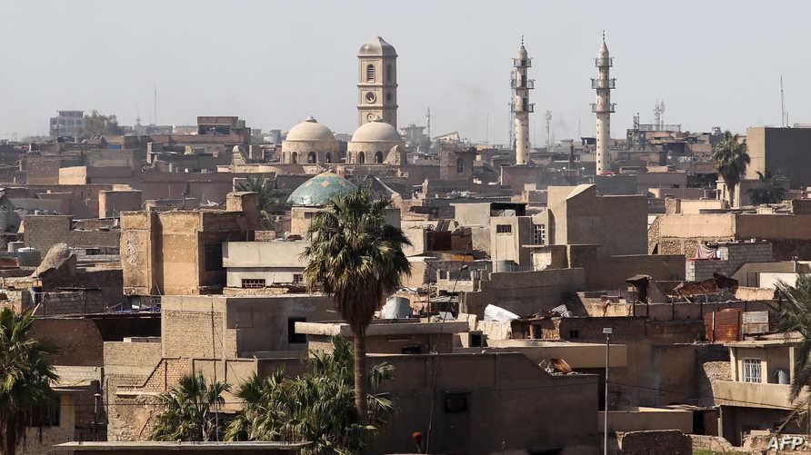 جامع النوري الكبير في الموصل