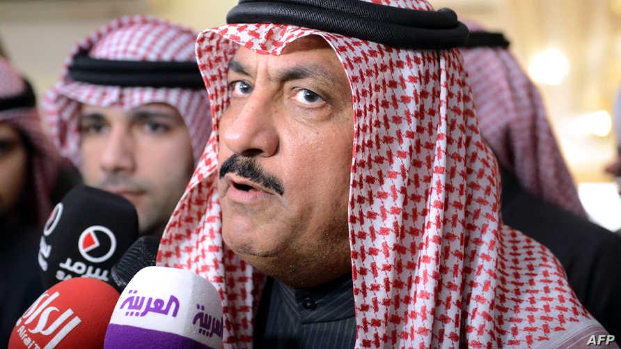 المعارض الكويتي مسلم البراك