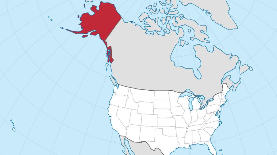 ولاية ألاسكا الأميركية
