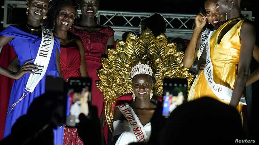 انتخاب ملكة جمال جنوب السودان