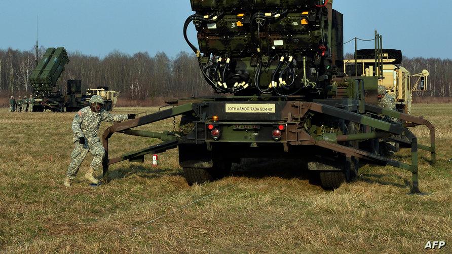 صواريخ باتريوت أميركية