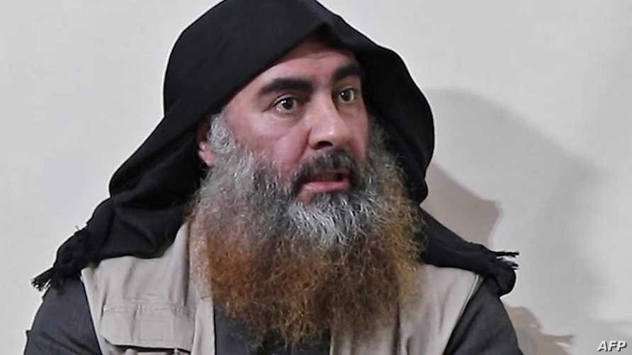البغدادي أعلن نفسه خليفة وسيطر على أراضي في سوريا والعراق  قبل أن يفجر نفسه عقب غارة أميركية