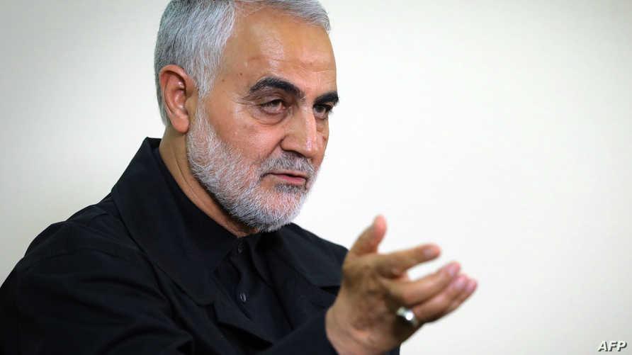 قائد فيلق القدس السابق، قاسم سليماني