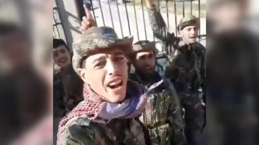بالفيديو.. مرتزقة سوريون يقاتلون في ليبيا