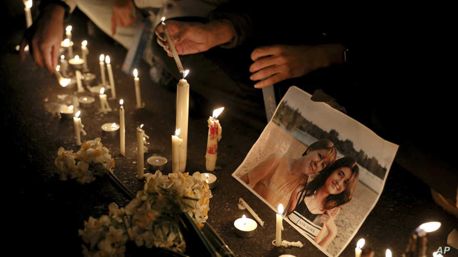 وقفة لتكريم ضحايا مأساة الطائرة المنكوبة