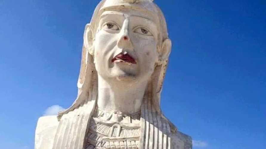 تماثيل مصر ترميم أم تشويه الحرة
