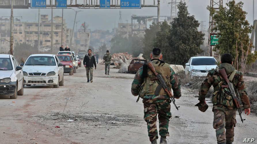 """""""هيئة تحرير الشام"""" غائبة عن ساحات المواجهات"""