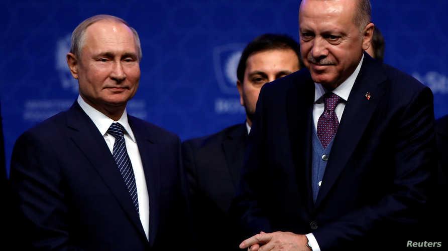 ما شكل العلاقة بين تركيا وروسيا؟
